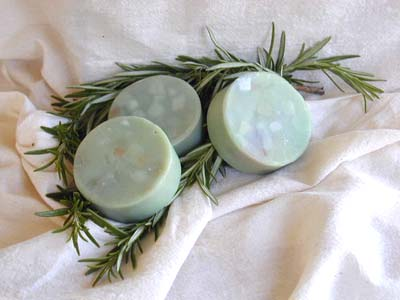 Herbal Calm Soap - 2.5 Oz Round Bar